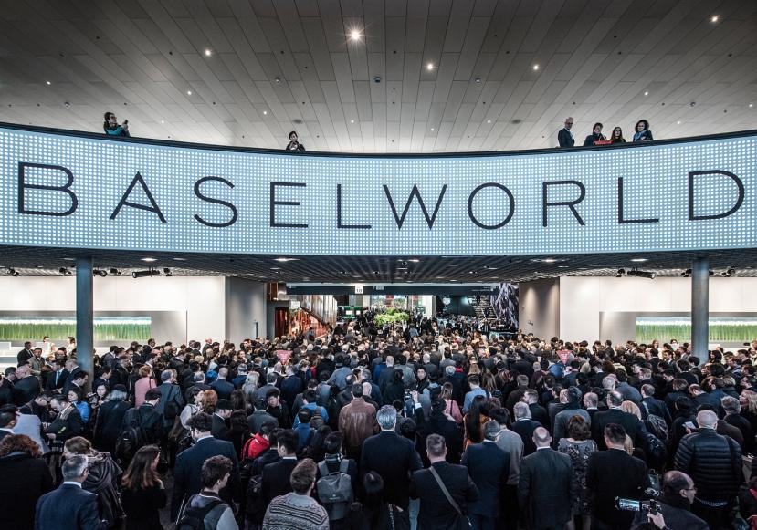 Visiting Baselworld